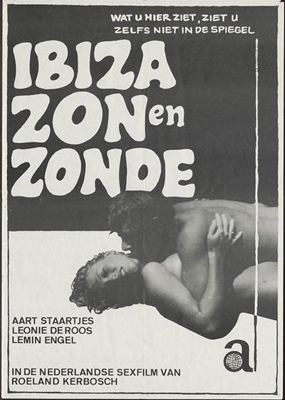 Ibiza, zon en zonde cartel