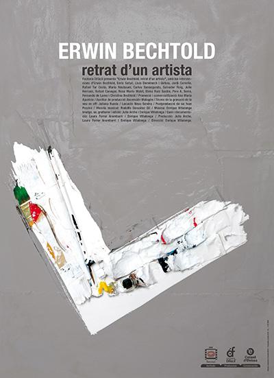 Erwin Bechtold, retrat d'un artista cartel