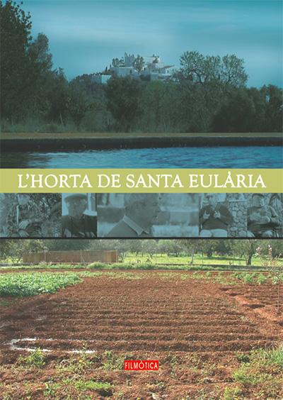 L'horta de Santa Eulària cartel