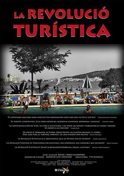 La revolució turística cartel