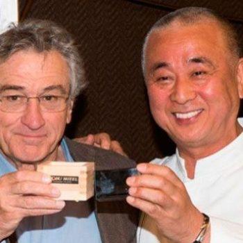 Alianza entre el cocinero y el prestigioso xef para el hotel en ibiza
