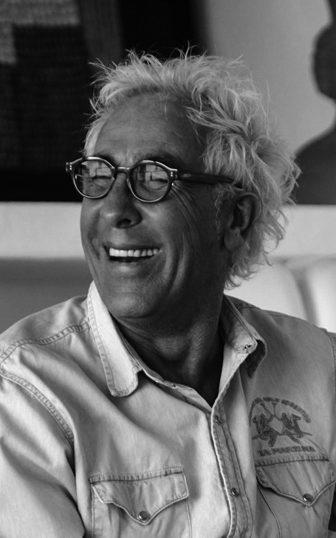 Alain Deymier Cineasta enterrado en Ibiza