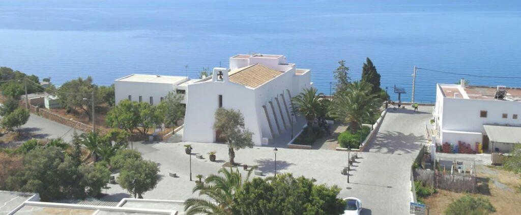 Iglesia des Cubells Ibiza