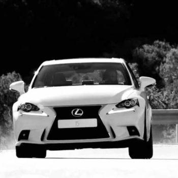 Spot de Lexus en Ibiza