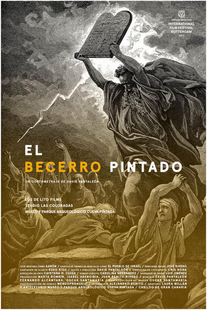 El Becerro Pintado, David Pantaleón