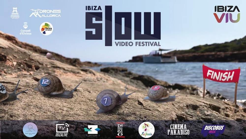 Imagen del Teaser del festival ibiza slow video festival