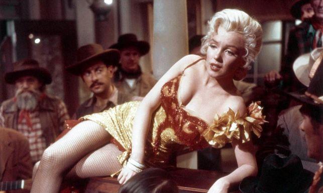 Marilyn Monroe y el cine