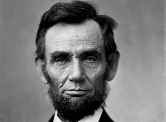 Abraham Lincoln, presidente de los Estados Unidos