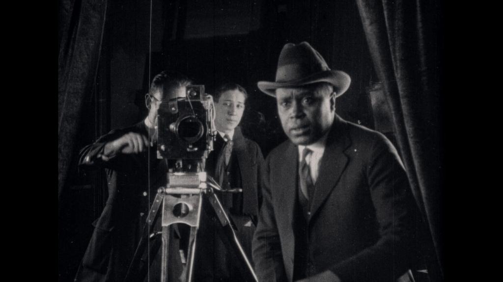 Blacklivesmatter through film