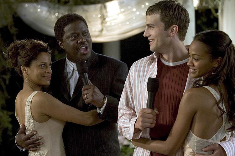 """Escena de la película de 2005 """"Adivina quién"""""""