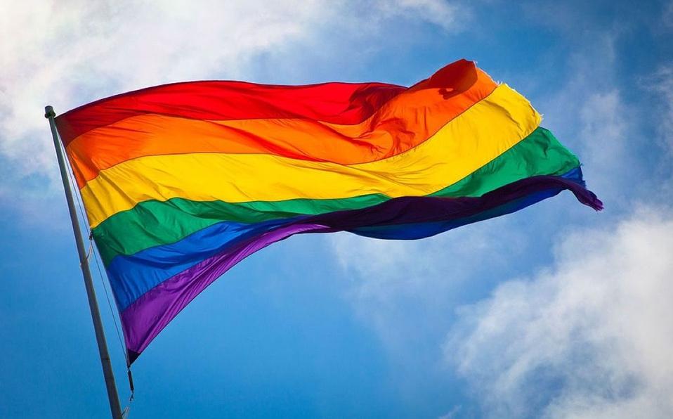 LGBTIQA + flag
